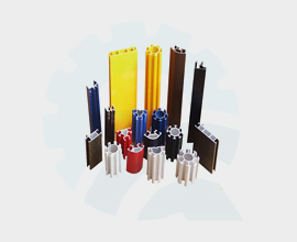 Extrusions and profiles in UAE
